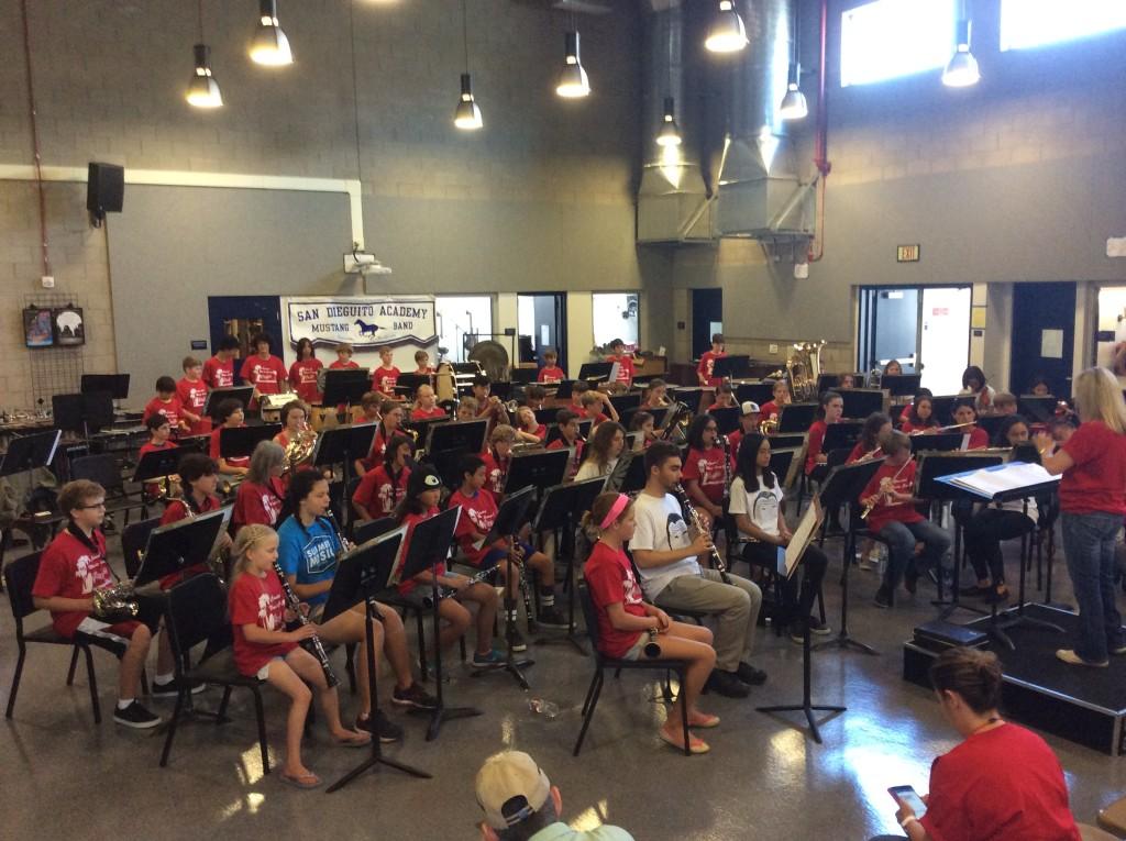 Coastal Music Camp 2015 1A